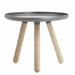Normann Copenhagen Tablo Bord Small Grå-20
