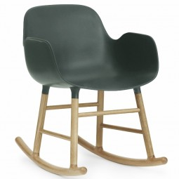 Normann Copenhagen Form Rocking Armchair-20