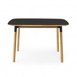 Normann Copenhagen Form Spisebord 120x120cm Sort-20