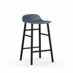Normann Copenhagen Form Barstol 65 cm. Sort-20