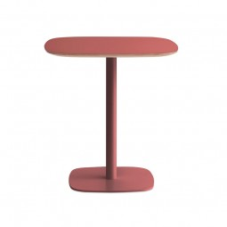Normann Copenhagen Form Cafébord Lille Rød-20