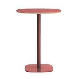 Normann Copenhagen Form Cafébord Mellem Rød-20