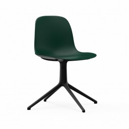 Normann Copenhagen Form Chair Swivel Alu Sort-20