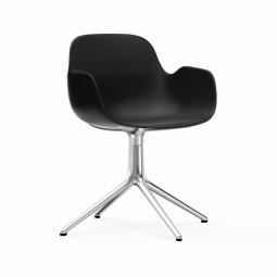 Normann Copenhagen Form Chair Swivel Alu-20