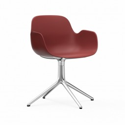 Normann Copenhagen Form Armchair Swivel Alu-20
