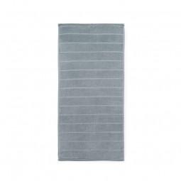 Normann Copenhagen Håndklæde Imprint Stripe Grå 50x100 cm-20