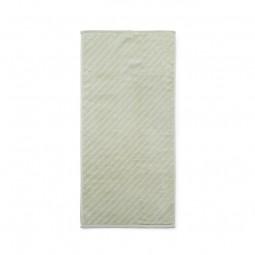 Normann Copenhagen Håndklæde Imprint Slash Pistacie 50x100 cm-20