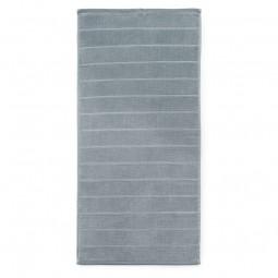 Normann Copenhagen Badehåndklæde Imprint Stripe Grå 70x140 cm-20
