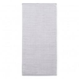 Normann Copenhagen Badehåndklæde Imprint Grid Syren 70x140 cm-20
