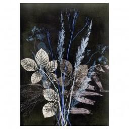 Pernille Folcarelli Wild Bouquet Blue Tapet-20