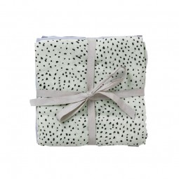 Ferm Living Stofbleer Mint Dot 3 pk.-20