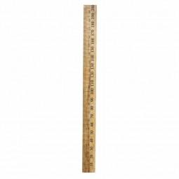 Muubs Big Lineal i Teaktræ 200 cm.-20