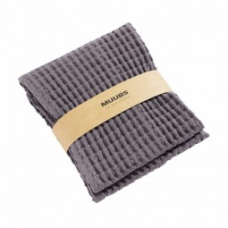 Muubs Håndklæde Comfort Small Brun-20