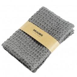 MUUBS Håndklæde Comfort Small Grå-20