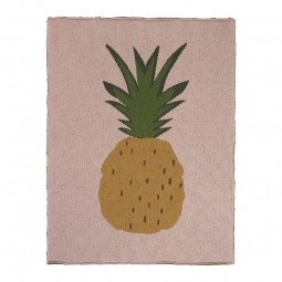 Ferm Living Plaid Fruiticana Ananas-20
