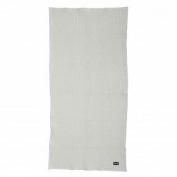 Ferm Living Bade Håndklæde 70 x 140 cm Lysegrå-20