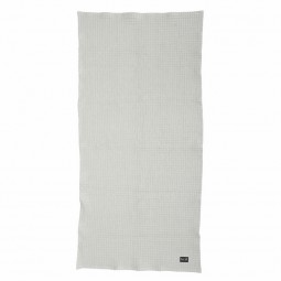 Ferm Living Badehåndklæde 70 x 140 cm Lysegrå 2. sortering-20