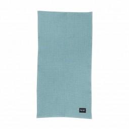 Ferm Living Badehåndklæde 70 x 140 cm Blå-20