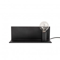 Muubs Flash Hylde M. Lampe Sort-20