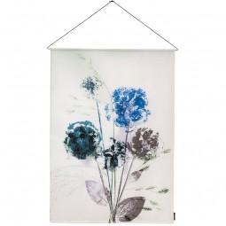 Pernille Folcarelli Wild Bouquet Blue Vægtæppe 100x140 cm-20