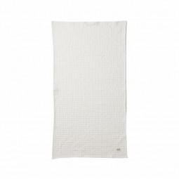 Ferm Living Håndklæde 50 x 100 cm Hvid-20