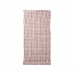 Ferm Living Håndklæde 50 x 100 cm Rosa-20