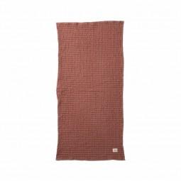 Ferm Living Håndklæde 50 x 100 cm Rust-20