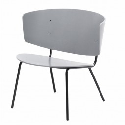 Ferm Living Herman Lounge Stol-20