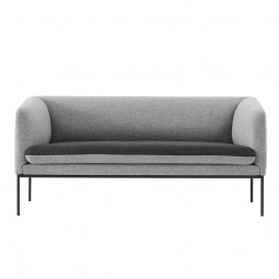 Ferm Living Turn Sofa 2 Personer Uld-20