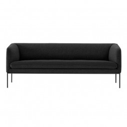 Ferm Living Turn Sofa 3 Personer Uld-20