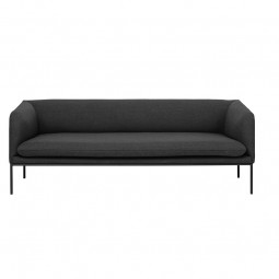 Ferm Living Turn Sofa 3 Personer Fiord By Kvadrat-20
