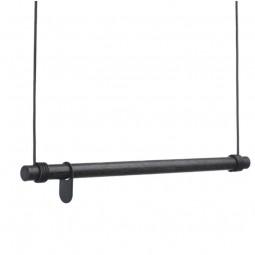 LindDNA Swing Bøjlestang Eg Sort 110 cm-20