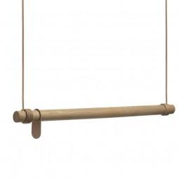 LindDNA Swing Bøjlestang Eg Natur 110 cm-20