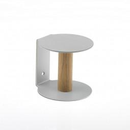 LindDNA Toiletrulleholder Nupo Metallic-20
