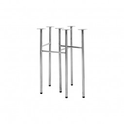 Ferm Living Mingle Bordbukke W48 Krom-20