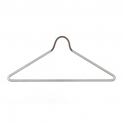 LindDNA Hanger Bøjle Metallic/Brun-20