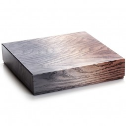 Applicata Tribute To Wood Box Collection Brown/Grey 33x33 cm-20