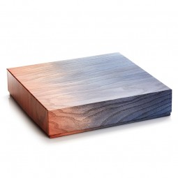 Applicata Tribute To Wood Box Collection Blue/Red 33x33 cm-20