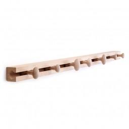 Applicata Track Coat Rack Knagerække Eg Natur 120 cm.-20