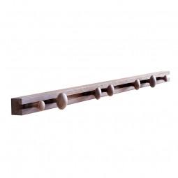 Applicata Track Coat Rack Knagerække Røget Eg 120 cm.-20