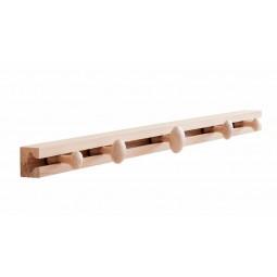 Applicata Track Coat Rack Knagerække Eg Natur 90 cm.-20
