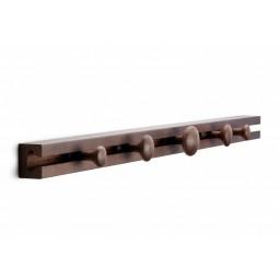 Applicata Track Coat Rack Knagerække Røget Eg 90 cm.-20