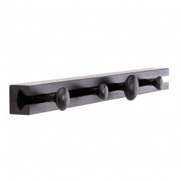 Applicata Track Coat Rack Knagerække Sort Eg 60 cm.-20