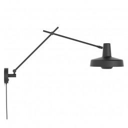Lampefeber Arigato Lang Væglampe Sort-20