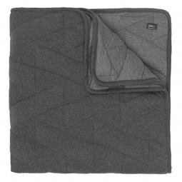 Architectmade FJ Pattern Sengetæppe Grå-20