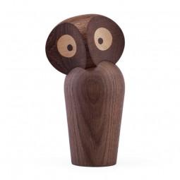 Architectmade Ugle The Owl Large Røget Eg-20
