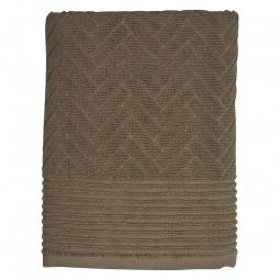 Mette Ditmer Badehåndklæde BRICK Bronze 70x133 cm-20