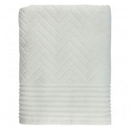 Mette Ditmer Badehåndklæde BRICK Off White 70x133 cm-20