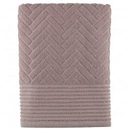 Mette Ditmer Badehåndklæde BRICK Rose 70x133 cm-20