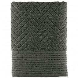 Mette Ditmer Badehåndklæde BRICK Dark Olive 70x133 cm-20